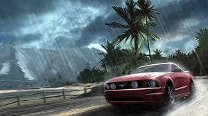 Cara Menyetir Mobil Saat Hujan