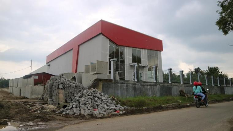 Pabrik Perakitan Mobil Esemka sedang dibangun di Aceh