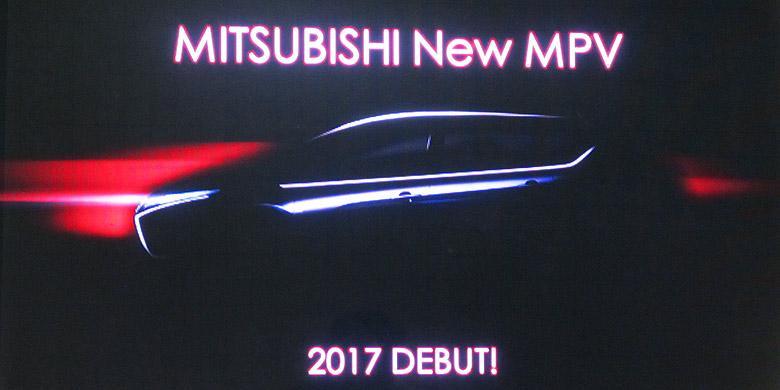 gambaran mengenai informasi produk Small MPV Mitsubishi akan dibuat di pabrik baru Mitsubishi