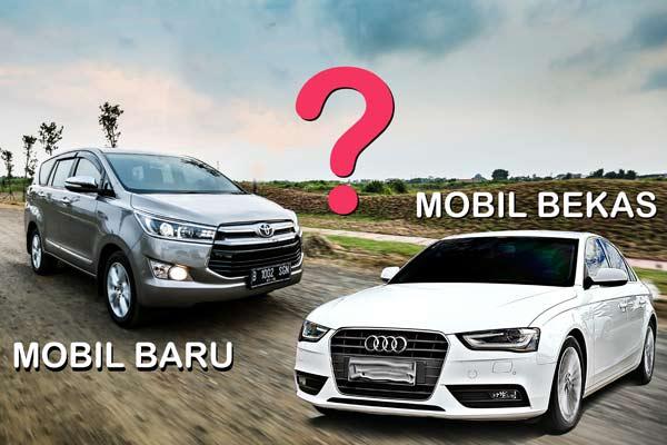 Pertama Kali Membeli Mobil, Pilih Mobil Bekas Atau Mobil Baru?