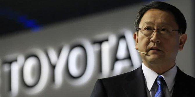 Toyota Alami Kondisi Krisis
