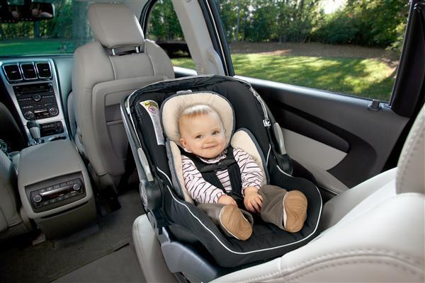 Tips Memasang Child Seat Di Mobil