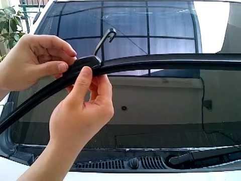 gambar sebuah wiper mobil