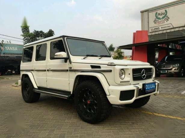 Jeep Mercy 280ge Th 89 Rubah Total Mercy G63 1478460