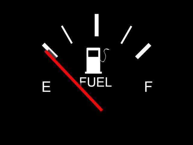 Tak perlu mengisi bensin sampai membludak