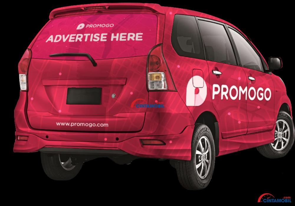 Pasang Stiker Iklan di Mana Saja di Mobil akan Kena Tilang?