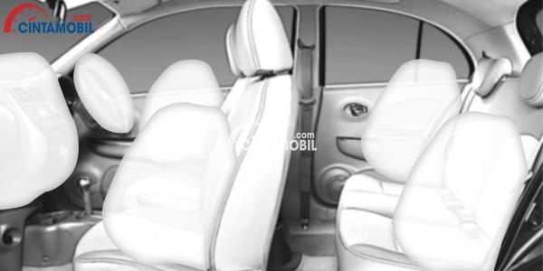 Gambar fitur keamanan mobil BMW X1 2017