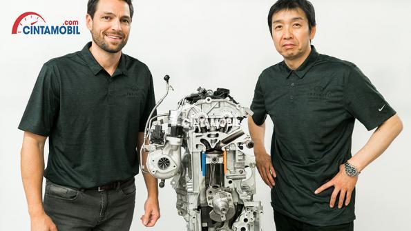 Nissan Akan Memperkenalkan Infiniti QX50: Mesin Bensin Belum Mati