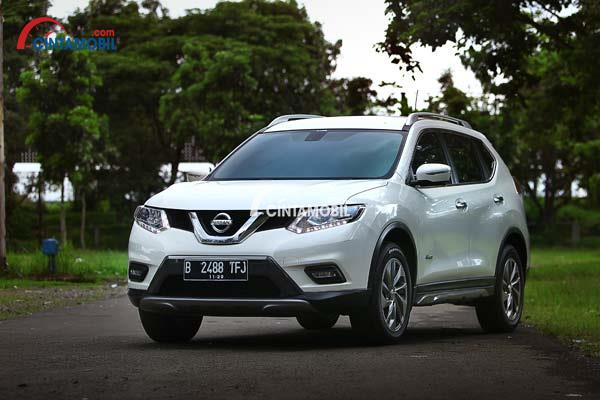 Review Nissan X Trail 2016