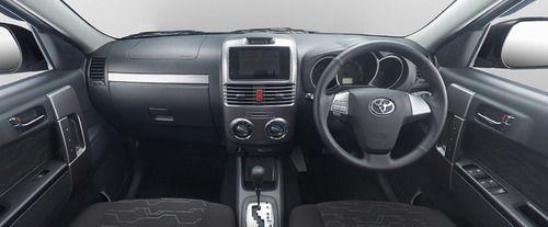 Sisi Dashboard Sudah Dilengkapi dengan Panel MID Touchscreen