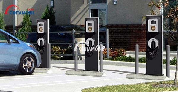 Perkembangan Stasiun Pengisian Daya Mobil Listrik Akan Meningkat Tajam Tahun Depan