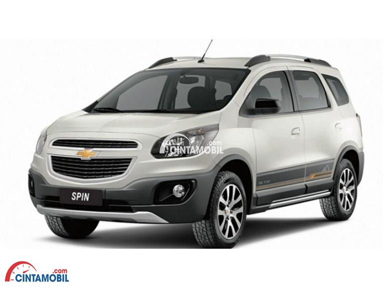 Review Chevrolet Spin 2013