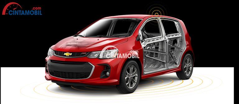 Chevrolet Aveo 2017 >> Chevrolet Aveo 2017 Hatchback Minimalis Dengan Tampilan Premium