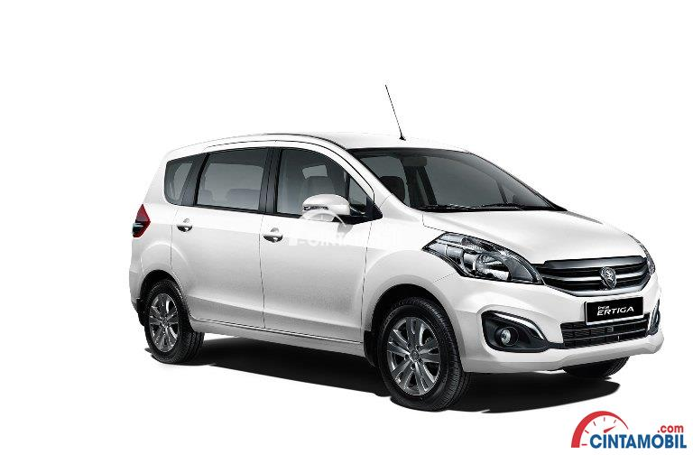 All New Suzuki Ertiga 2017 Indonesia
