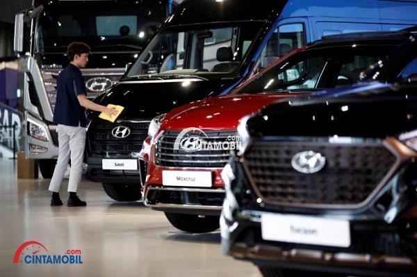 Hyundai dan Kia Meningkatkan Persaingan untuk Industri Otomotif Dunia