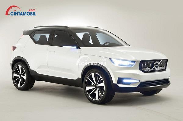 """Volvo Mempersiapkan Pemakaian """"Berlangganan"""" untuk XC40"""