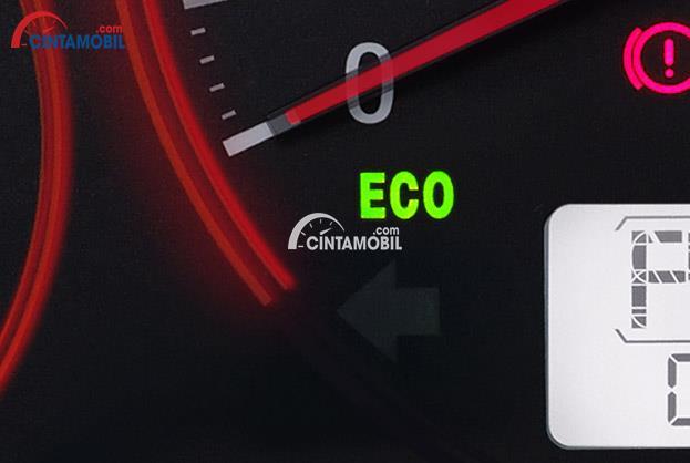 Honda Brio 2017 sudah terdapat ECO Indicator di bagian interiornya