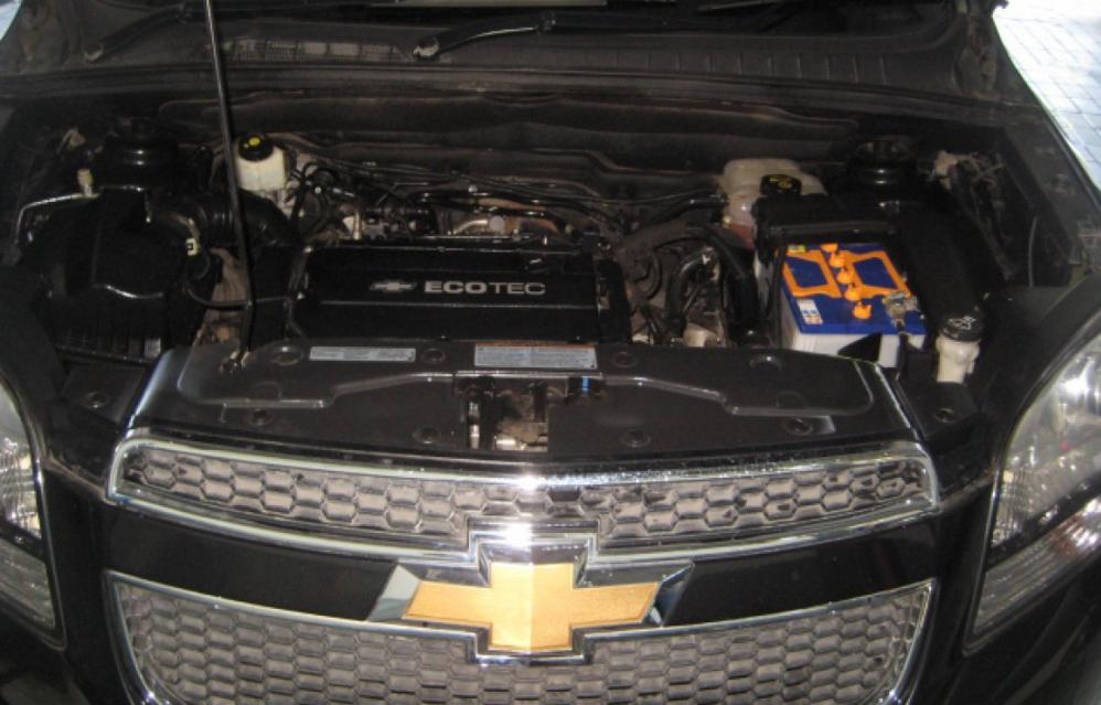 Gambar bagian mesin mobil Chevrolet Orlando 2012