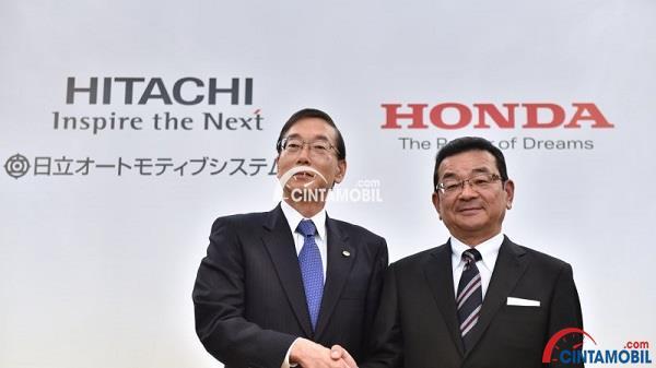 Honda Mengembangkan Pabrik Baterai Lithium Ion di India