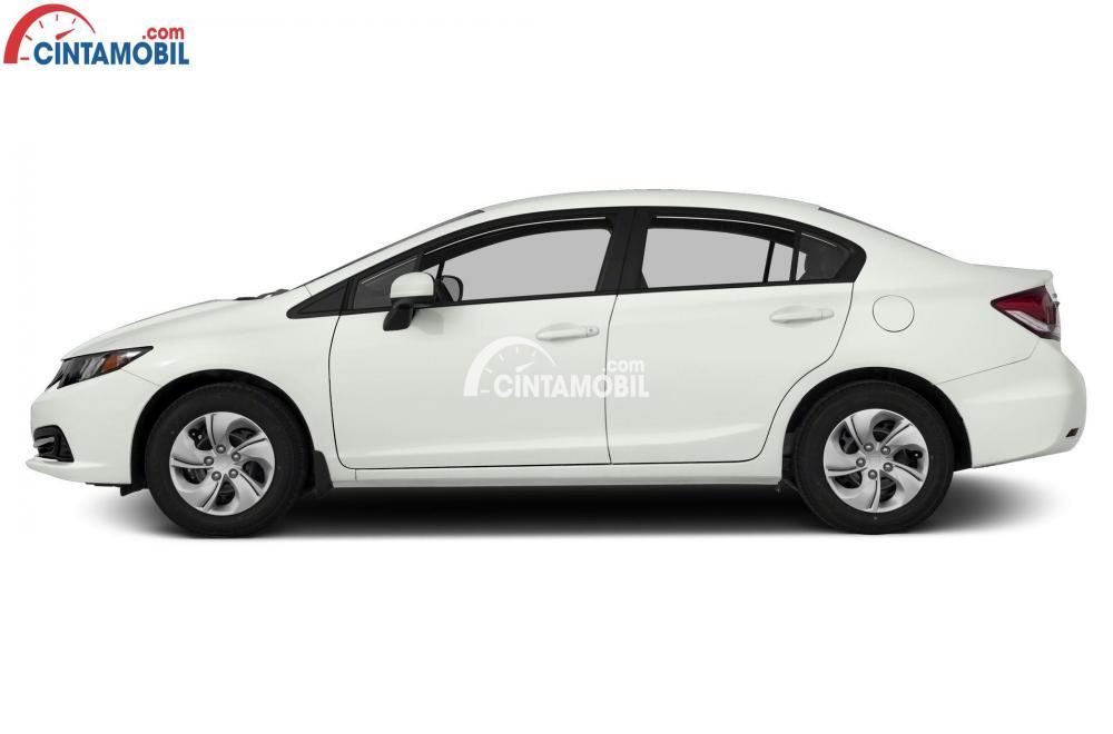 gambar bagian samping Honda Civic 2014