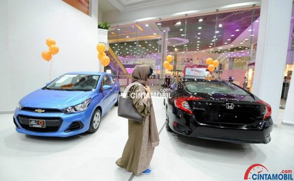 Showroom Khusus Wanita Akhirnya Pertama Kali Dibuka di Arab Saudi