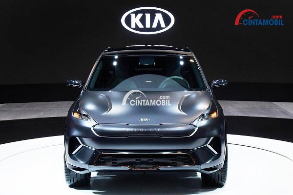 Niro EV, Mobil Konsep Listrik dari Kia yang Menjadi Pesaing Toyota Prius