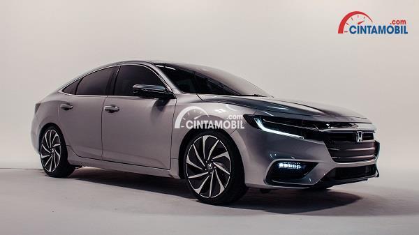 Honda Insight 2019, Mobil Listrik Hybrid Generasi ke Tiga dari Honda