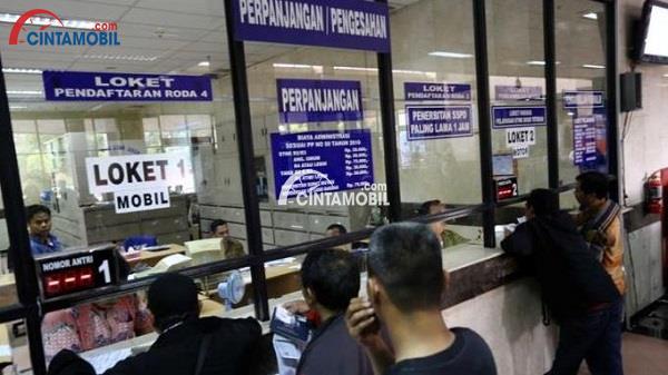 Proses Pembuatan Surat-Surat Kendaraan Bermotor di Indonesia