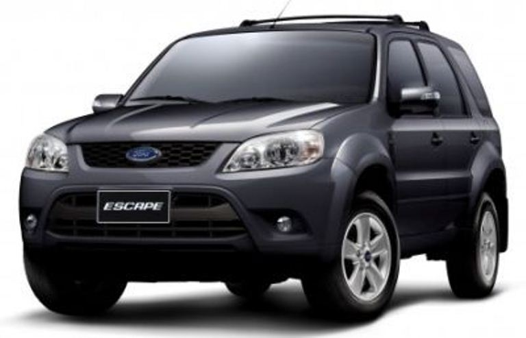 Review Ford Escape 2010 Indonesia