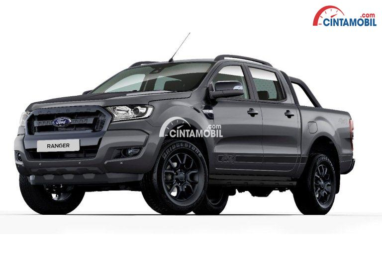 2017 Ford Ranger >> Review Ford Ranger 2017 Indonesia