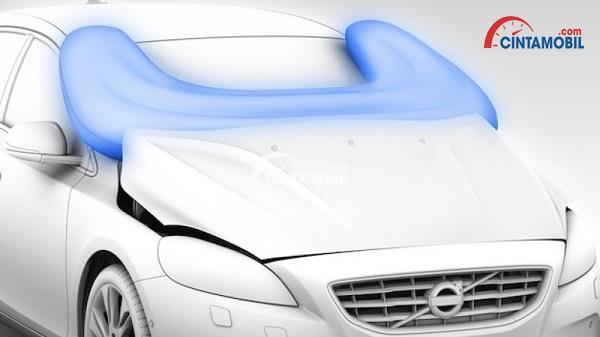 General Motors Dalam Proses Pengembangan Sistem Perlindungan Pejalan Kaki