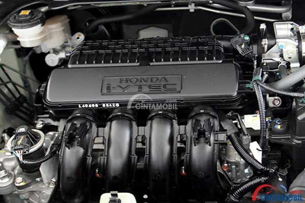 Gambar bagian mesin mobil Honda Jazz 2010