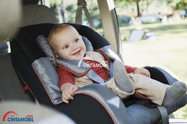 Barang-Barang yang Harus Dibawa Ketika Berkendara Bersama Anak-Anak