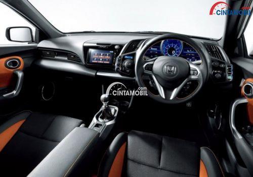 Gambar fitur auto AC mobil Honda CR-Z 2017