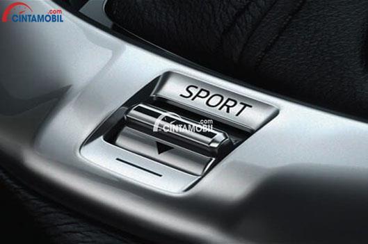 Gambar fitur Sport Mode Mazda 2 2017