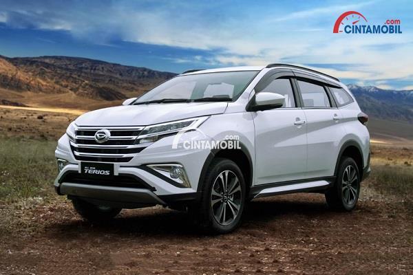 Berapa Harga Daihatsu Terios 2018 di Indonesia?
