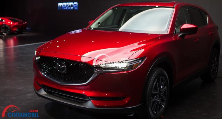 Kelebihan dan Kekurangan Mazda CX-5 2017