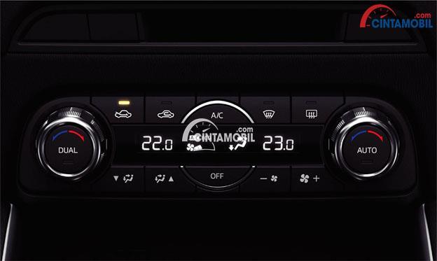 Fitur Auto AC di mobil Mazda CX-5 2017