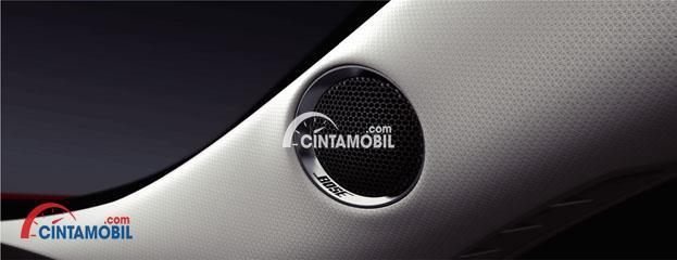 Bose speaker mobil Mazda CX-5 2017