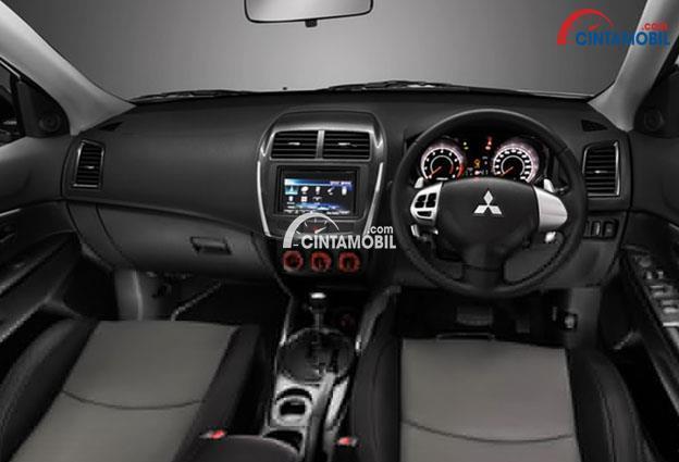 Fitur Audio Steering Switch mobil Mitsubishi Outlander Sport 2017