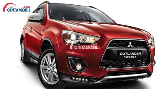 Mitsubishi Outlander Sport 2017 Gagah Dengan Beragam Kelebihan