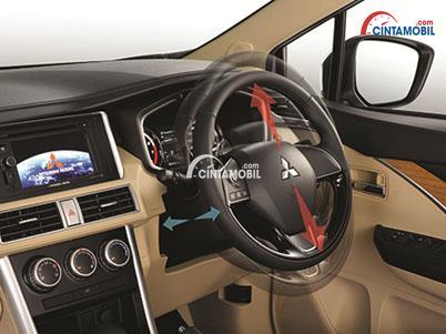 Tilt & Telescopic Steering mobil Mitsubishi Expander 2017