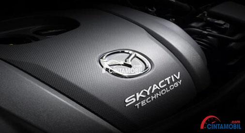 Mesin Skyactiv mobil Mada Biante 2017