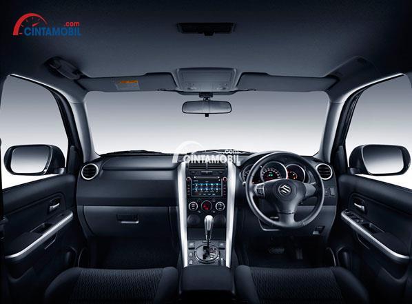 Gambar bagian interior mobil Suzuki Grand Vitara 2017