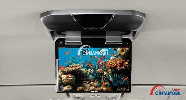 Wide Screen di mobil Mazda Biante 2017