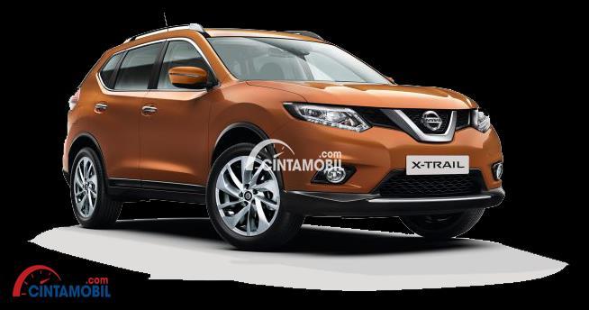 Kelebihan dan Kekurangan Nissan X-Trail 2017