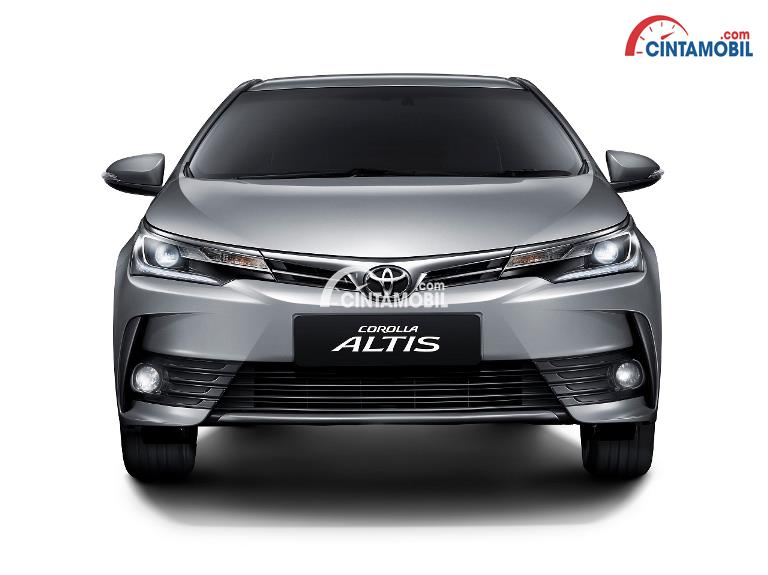 Toyota Vehicles 2017 >> Review Toyota Corolla Altis 2017 Indonesia
