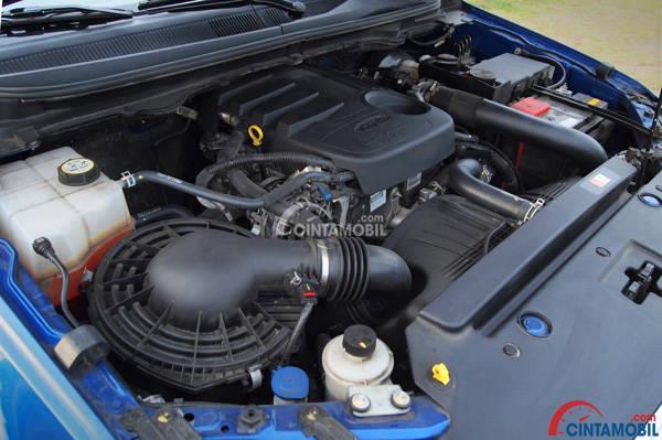 Gambar bagain mesin mobil Ford Ranger 2013