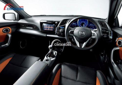 Gambar bagian Interior mobil Honda CR-V 2017