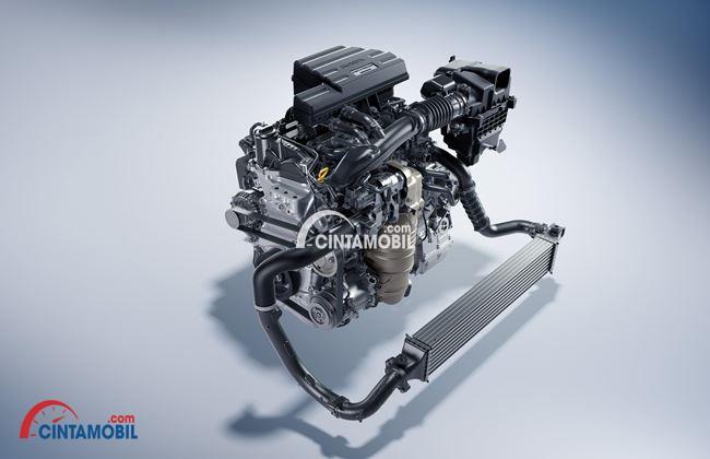 Gambar bagina mesin mobil Honda CR-V 2017